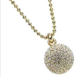 Michael Kors Fireball necklace